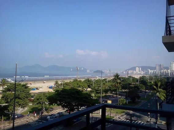 Apartamento Em Boqueirão, Santos/sp De 70m² 2 Quartos À Venda Por R$ 379.900,00 - Ap286960