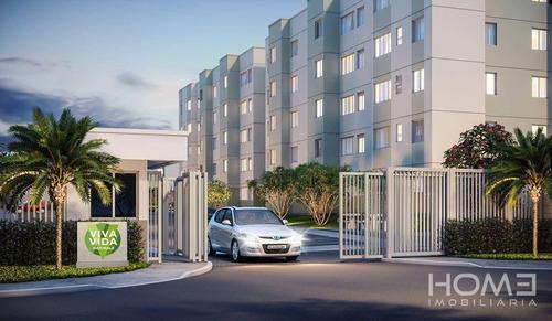 Imagem 1 de 11 de Apartamento Com 2 Dormitórios À Venda, 41 M² Por R$ 136.000,00 - Belford Roxo - Belford Roxo/rj - Ap1463
