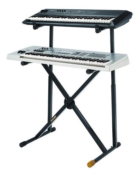 Pedestales Hercules Double Tier X Keyboard
