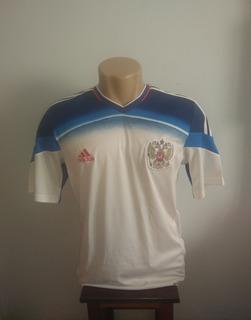 Camisa Seleção Rússia Away 2014 Oficial