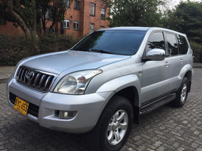 Toyota Land Cruiser Prado Diesel At Europea