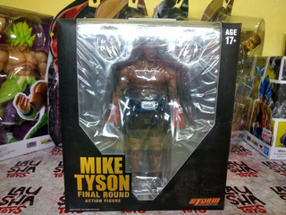Mike Tyson Final Round Storm Collectibles