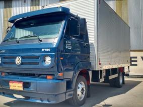 Volkswagen Vw 9.150 2011 Bau De 5.5 Mts