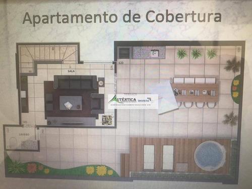 Imagem 1 de 10 de Cobertura Com 4 Dormitórios À Venda, 162 M² Por R$ 1.205.000 - Serra - Belo Horizonte/mg - Co0245