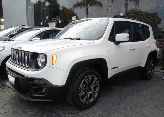Jeep Renegade 2018 5p Latitude L4/1.8 Aut