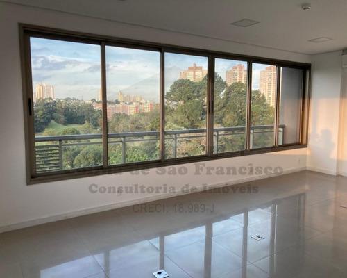 Sala Comercial De 48m²  Vila São Francisco - São Paulo - Sl00760 - 69399386