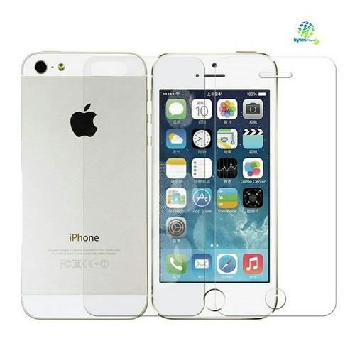 Vidrio Templado iPhone 4 / iPhone 5 / iPhone 6 / 6 Plus