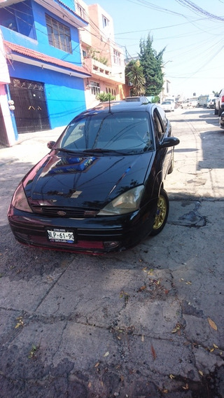 Ford Focus 2003 Zx3 High 5vel Aa Ee Cd Mt 3p