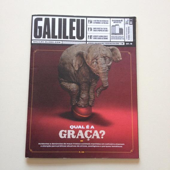 Revista Galileu Qual É A Graça Maus-tratos A Animais Nº302