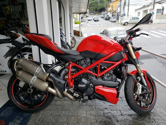 Ducati Street Fighter 848 2013 Estado De Zero!