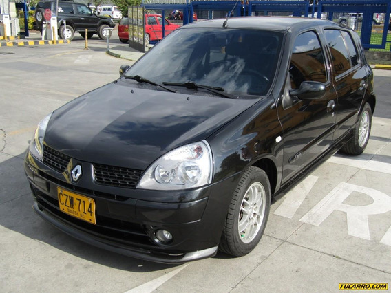 Renault Clio Dinamyc Rs