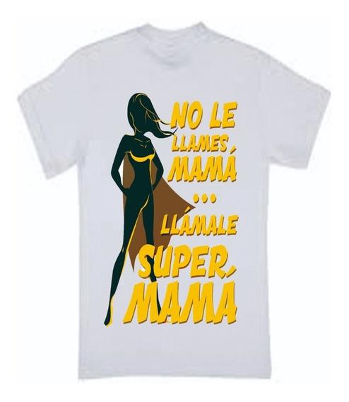 Remera Super Mama