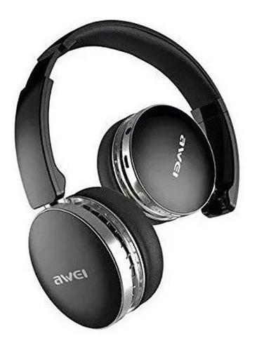 Fone Headphone Bluetooth Comfort Awei A500 Bl