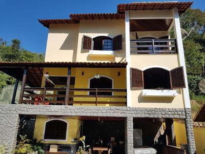 Casa Em Maria Paula, São Gonçalo/rj De 212m² 4 Quartos À Venda Por R$ 685.000,00 - Ca215397