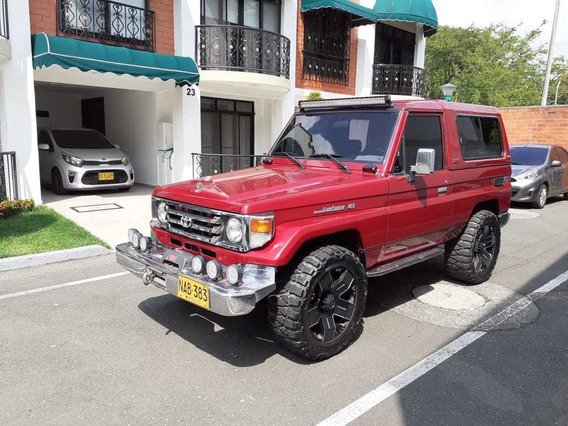 Toyota Land Cruiser Macho 4.5