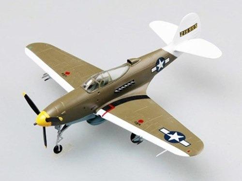 Imagem 1 de 4 de Miniatura Avião Bell P-39 Airacobra Fighter 1941 1:72 36320