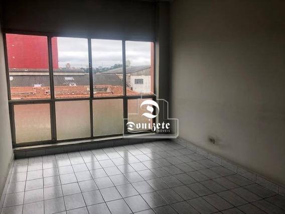 Apartamento Com 1 Dormitório À Venda, 56 M² Por R$ 150.000,00 - Centro - Santo André/sp - Ap13703