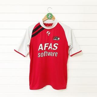 Camisa Az Alkmaar Home (2010-11) - @timesdomundofc