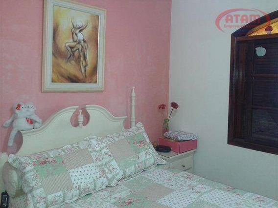 Casa Residencial À Venda, Jardim São Paulo(zona Norte), São Paulo - Ca0287. - Ca0287