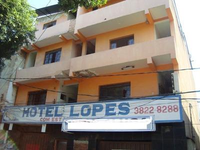 Hotel Com 38 Quartos Para Alugar No Centro Em Ipatinga/mg - 1734