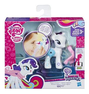 My Little Pony Pinkie Rainbow Dash Rarity Escenas Mágicas