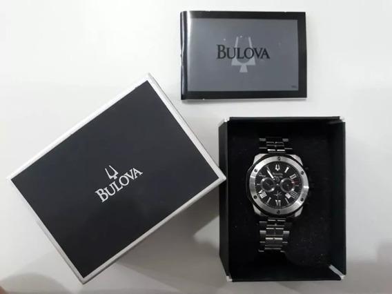 Relógio Bulova Marine Star Wb30873t / 98b106