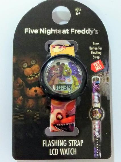 Reloj Digital Five Nights At Freddy