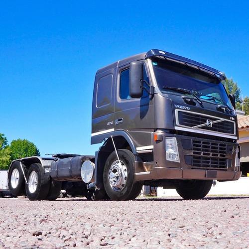 Volvo Fm 370 ´09 Tractor 6x2 Balancín