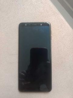 Samsung A7 2018 64gb Ainda Na Garantia.