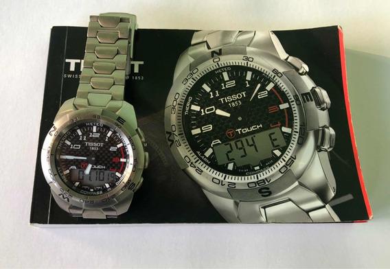 Relógio Tissot Touch Expert Titaniun