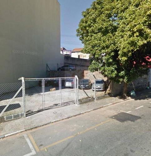 Imagem 1 de 5 de Terreno À Venda, 360 M² Por R$ 720.000,00 - Centro - Itatiba/sp - Te1079