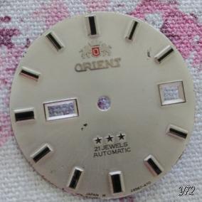 Mostrador Orient Automatic 21j 24567-470 29mm