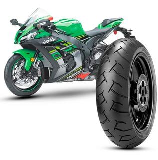 Pneu Moto Kawasaki Ninja Zx-10 Aro 17 190/50r17 73w Traseiro