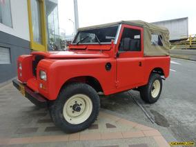 Land Rover Otros Modelos Super Special