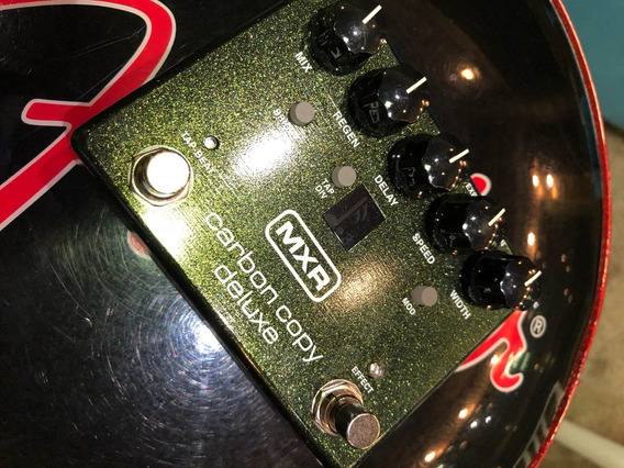 Mxr Carbon Copy Deluxe Delay M292 Pedal