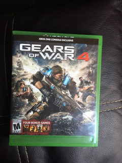 Juego Seminuevo Gears Of Wars 4 Para Xbox One
