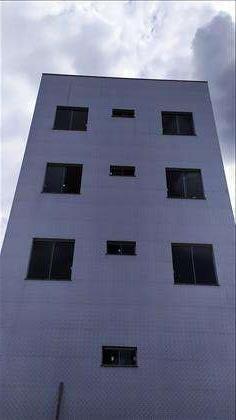 Imagem 1 de 7 de Cobertura Duplex À Venda, 2 Quartos, 1 Vaga, Copacabana - Belo Horizonte/mg - 1541