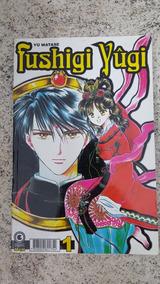 Mangá Fushigi Yûgi