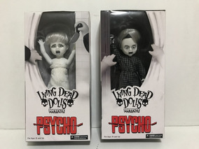 Living Dead Dolls Psycho Psicosis Duo Pack Ldd Presents