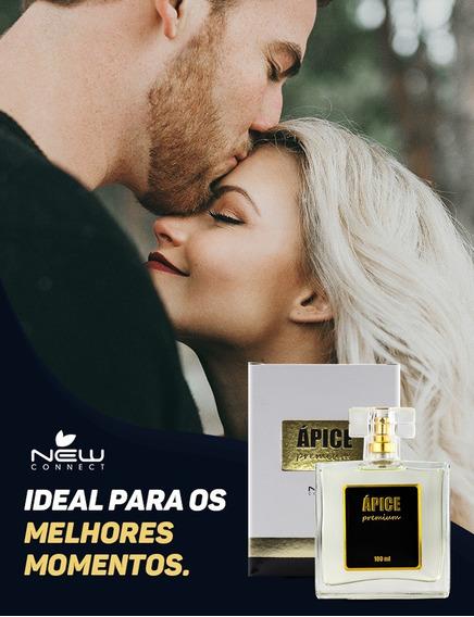 Perfume Ápice - Fragrância Vip Rosê - Carolina Herrera
