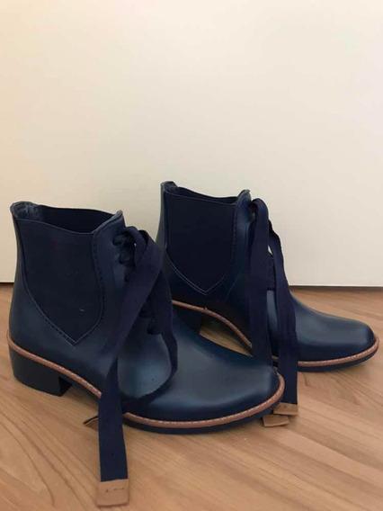 Bota Colcci Azul