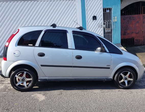 Chevrolet Meriva Joy 2005 1.8 Flex