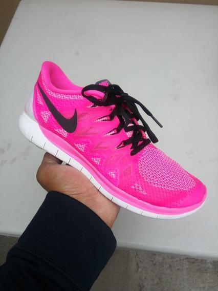Nike Free 5.0 Originales # 25.5 Mex