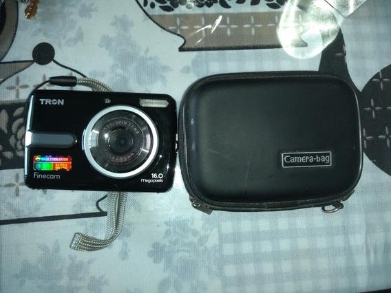 Câmera Digital Tron 16 Megapixel