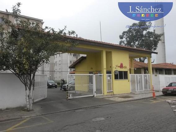 Apartamento Para Venda Em Itaquaquecetuba, Vila São Carlos, 3 Dormitórios, 1 Banheiro, 1 Vaga - 181024f