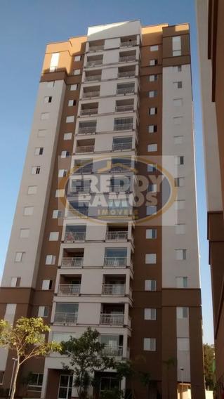 Apartamento A Venda No Bairro Cézar De Souza Em Mogi Das - 217-1