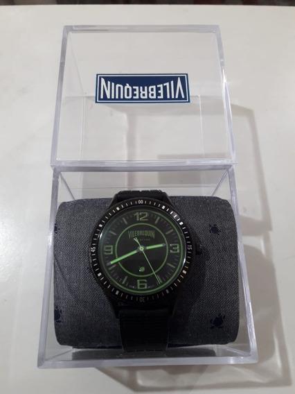 Relógio Scuba Black Vilebrequin