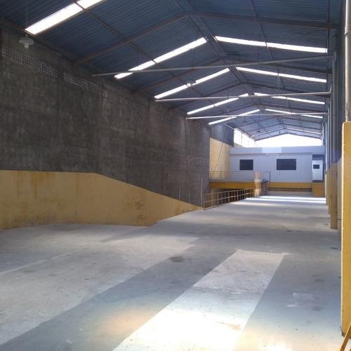 Galpão Em Vila Bela, São Paulo/sp De 1100m² Para Locação R$ 17.000,00/mes - Ga983131