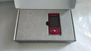 Celular Sony Ericsson W760 Original Leia Anuncio Vitrine
