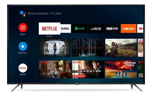 Smart Tv Led 50  4k Uhd Rca Android Tv Chromecast Int.